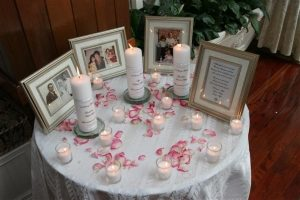 pink candle mem table1