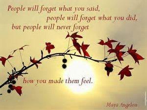 remember feel