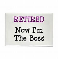 retired boss