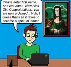 spiritual leader